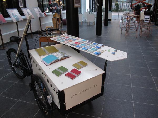 Dutch Design Week EnvelopeBook 2012