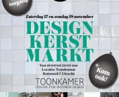 EH&I Design Kerst Markt 2012