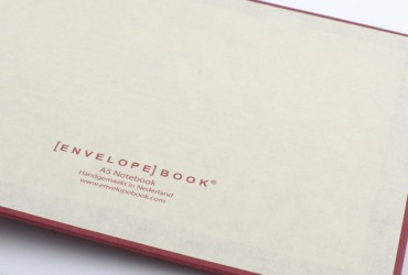 EnvelopeBook A5 Notebook Print
