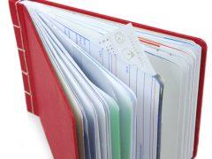 EnvelopeBook envelope book notitieboekje A6 cadeautje voor haar