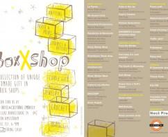 EnvelopeBook bij boxXshop 2012