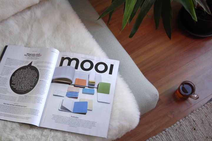 EnvelopeBook - Volkskrant Magazine 8 december 2012