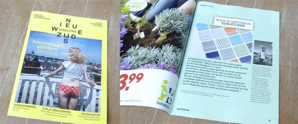EnvelopeBook NieuweZijds Magazine Amsterdam