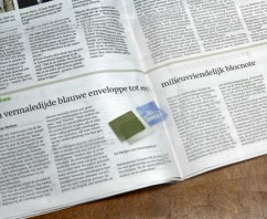 Dagblad Trouw 5 april 2013
