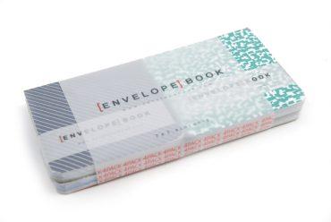 EnvelopeBook 4-Pack 7x7 Blocnote