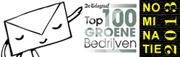 EnvelopeBook envelope book telegraaf top 100 groene bedrijven