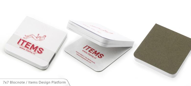 EnvelopeBook Blocnote Items Duurzame relatiegeschenken