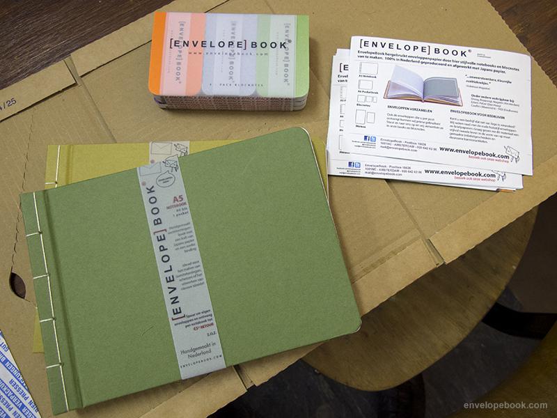 A5 Notebook - 4x7 Blocnotes Multipack voor Taalwinkel Breda / STEK breda