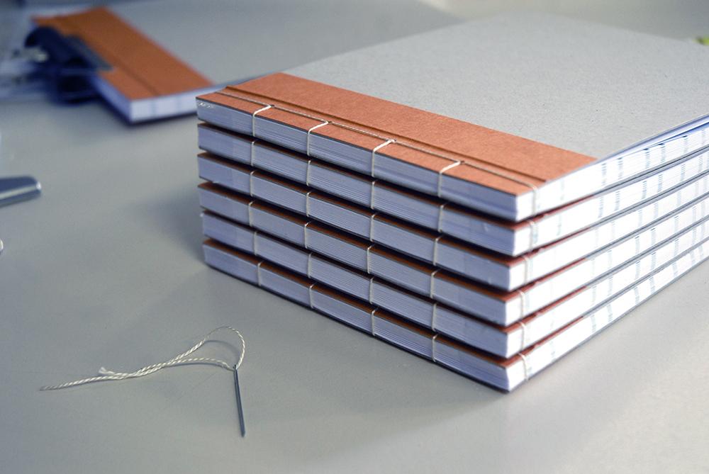 Hollandsch Welvaren Amsterdam hergebruikt papier met EnvelopeBook