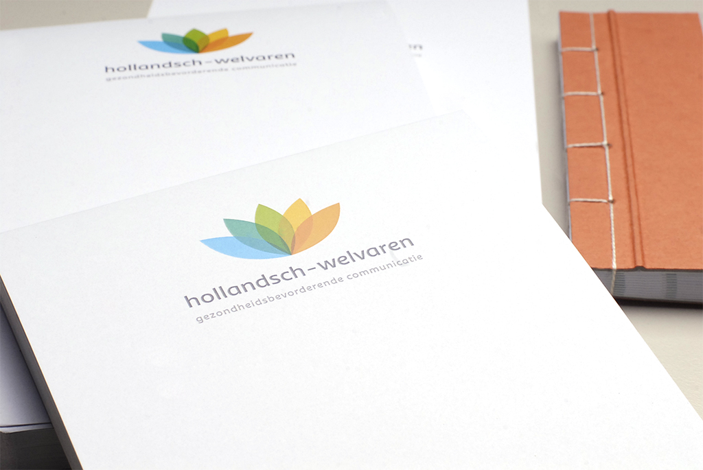 Hollandsch Welvaren Amsterdam A5 Memoblocs envelope book notitieblok