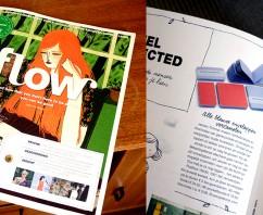Item BLAUW editie – FLOW Magazine 2016