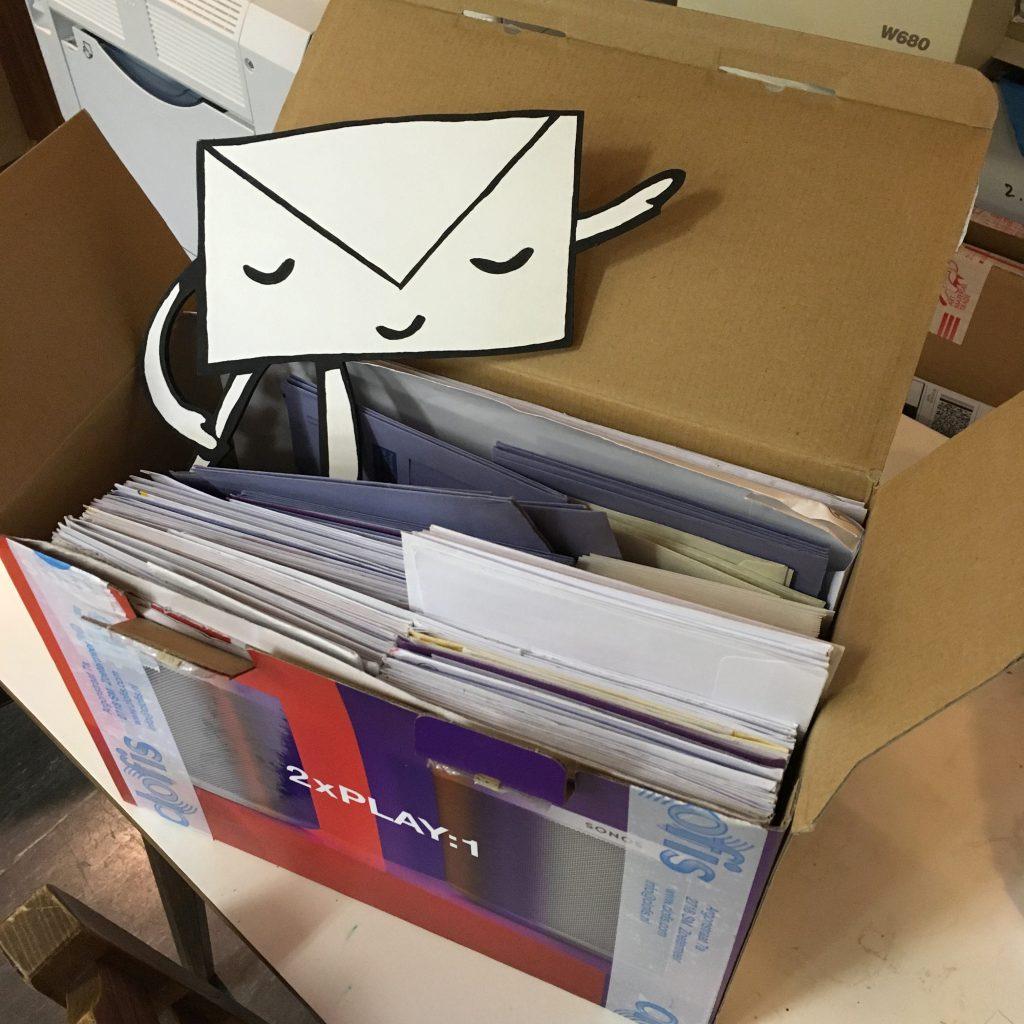 envelopebook papier recycling klankbart zoeterwoude
