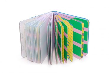 9x9 Belle schrijfblok hergebruikt papier