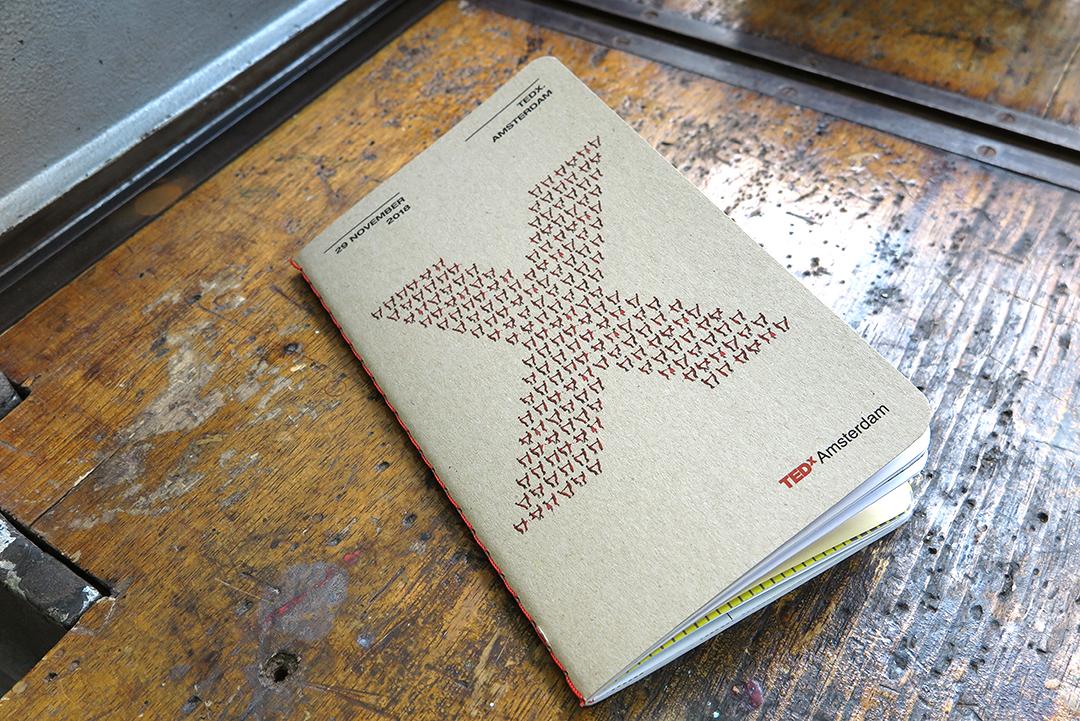 envelopebook amsterdam tedx