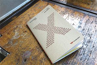 ted amsterdam envelopebook schrift